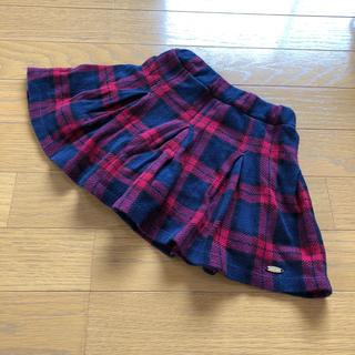 プティマイン(petit main)のプティマイン チェックスカート 80cm♡(スカート)