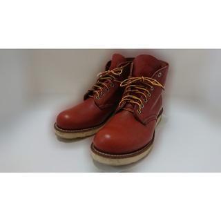 レッドウィング(REDWING)の【俺の靴-094】★USED REDWING クラシックワーク6インチ 8166(ブーツ)