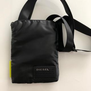 ディーゼル(DIESEL)のディーゼル メンズ ショルダーバッグ F-DISCOVER サコッシュ ブラック(ショルダーバッグ)