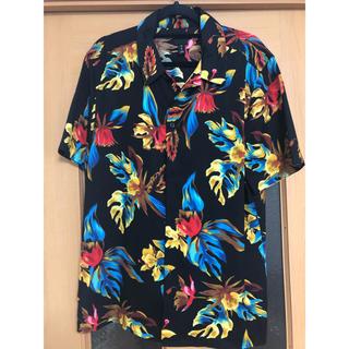 エイチアンドエム(H&M)のアロハシャツ(シャツ)