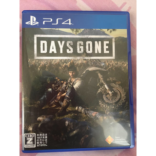 PlayStation4 - DAYS GONE デイズゴーン
