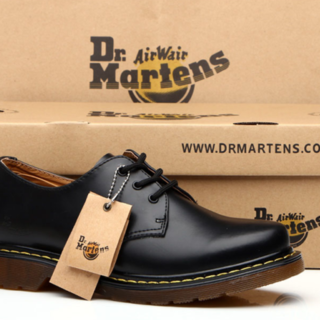 ドクターマーチン(Dr.Martens)のUK8新品Dr.Martensドクターマーチン3ホール1461ビジネスシューズ靴(ドレス/ビジネス)