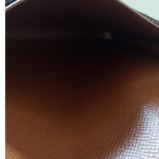 LOUIS VUITTON(ルイヴィトン)のルイヴィトンモノグラム名刺入れ レディースのファッション小物(名刺入れ/定期入れ)の商品写真
