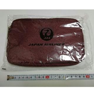 ジャル(ニホンコウクウ)(JAL(日本航空))のJALビジネスクラス アメニティポーチ(旅行用品)