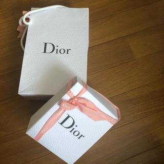 ディオール(Dior)のDiorギフトbox(ラッピング/包装)