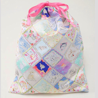 franche lippee - franche lippée プリント巾着୨୧⑅*.