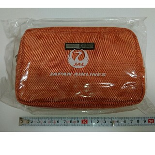 JAL(日本航空) - JALビジネスクラス アメニティポーチ