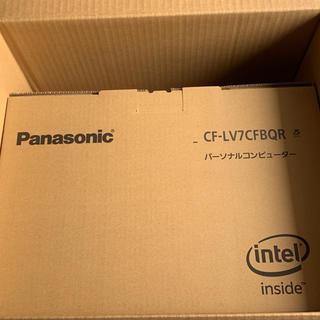 パナソニック(Panasonic)のパナソニック Let's note LV7 CF-LV7CFBQR (ノートPC)