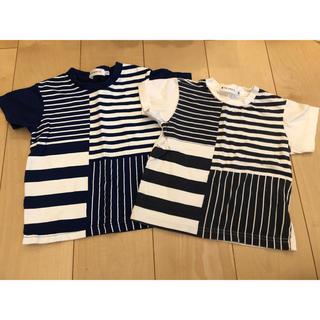 ザショップティーケー(THE SHOP TK)のTHE SHOP TK 半袖Tシャツ 110 100(Tシャツ/カットソー)