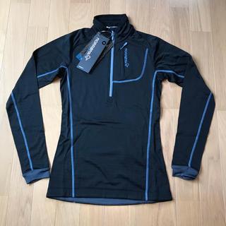 パタゴニア(patagonia)のノローナ 新品 bitihorn Powerdry shirt ウィメンズS(登山用品)