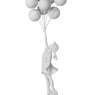 バンクシー BANKSY  バルーンガール Medicom Toy