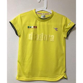 DIADORA - 【DIADORA】テニスウエア Tシャツ TL1544