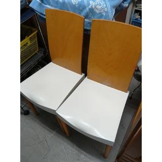 カルテル(kartell)の本日のみ値下げ Kartell 椅子 2脚(ダイニングチェア)