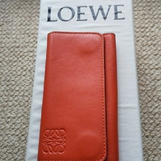 ロエベ(LOEWE)のLOEWEキーケース(キーケース)