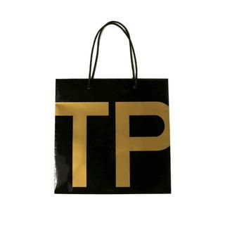 THEATRE PRODUCTS - [新品未使用]シアタープロダクツ 限定ノベルティー ロゴ入りショッパー(紙袋)