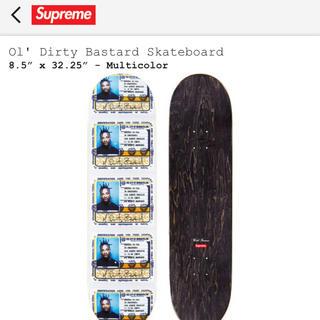 シュプリーム(Supreme)のsupreme ODB Ol' Dirty Bastard Skateboard(その他)