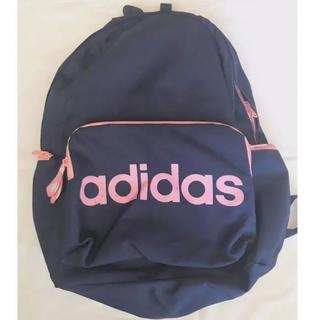 adidas - アディダス リュック ネイビー