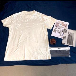 マルタンマルジェラ(Maison Martin Margiela)のマルジェラ 5点セット レザーブレス Tシャツ ポーチ アーカイブ フライヤー(バングル/リストバンド)