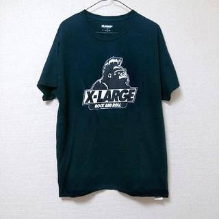 エクストララージ(XLARGE)の美品*X-LARGE*エクストララージ*AIR JAM*モヒカン(Tシャツ/カットソー(半袖/袖なし))