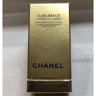 シャネル(CHANEL)のCHANEL SUBLIMAGE 美容液(美容液)