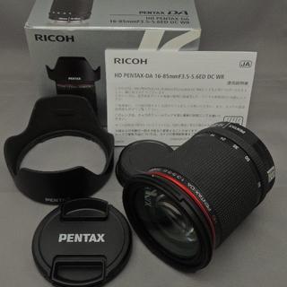 PENTAX - ペンタックスHD DA16-85mmF3.5-5.6ED DC WR