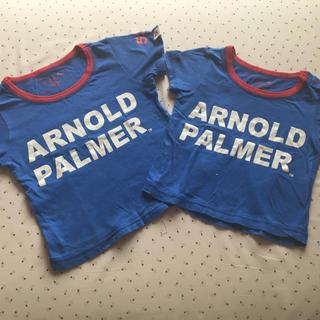 アーノルドパーマー(Arnold Palmer)の★Arnold palmer★ 半袖Tシャツ 90と100 2枚セット(Tシャツ/カットソー)