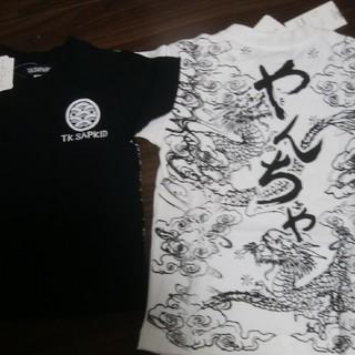 ザショップティーケー(THE SHOP TK)のお揃いTシャツ(Tシャツ/カットソー)