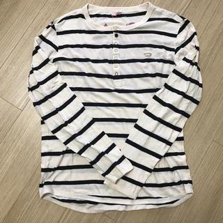 ディーゼル(DIESEL)のDIESEL ボーダー ロンT(Tシャツ/カットソー(七分/長袖))
