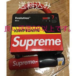 Supreme - supreme KRYPTONITE evolution bicycle 鍵