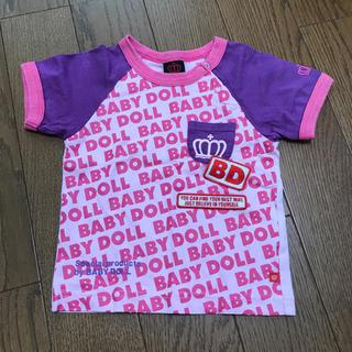 ベビードール(BABYDOLL)のbaby doll Tシャツ(Tシャツ)