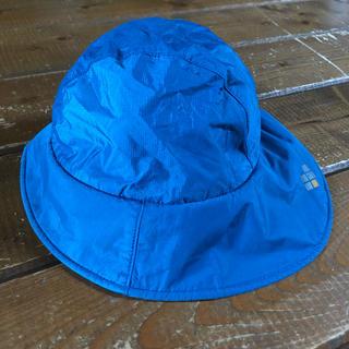 モンベル(mont bell)のモンベル  ストームハット Kid's 防水 レインハット(帽子)