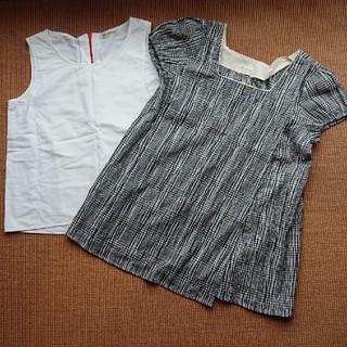 モーハウス(Mo-House)のモーハウス 授乳服 Mサイズ 2枚セット(マタニティウェア)