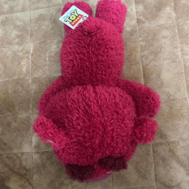 トイ・ストーリー(トイストーリー)のロッツォぬいぐるみ エンタメ/ホビーのおもちゃ/ぬいぐるみ(ぬいぐるみ)の商品写真