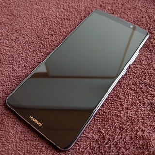 ANDROID - HUAWEI Mate 10 Pro SIMフリー