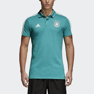 アディダス(adidas)のアディダス サッカー ドイツ代表 CONDIVO18 コットン ポロシャツ(ウェア)