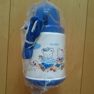 ファミリア(familiar)のファミリア*冷水筒(ブルー)(水筒)