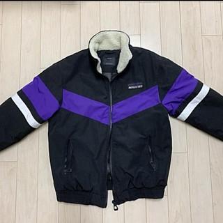 Bershka - ボア裾付きジャケット