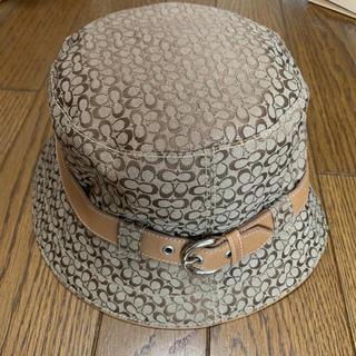 コーチ(COACH)のコーチ 帽子(ハット)