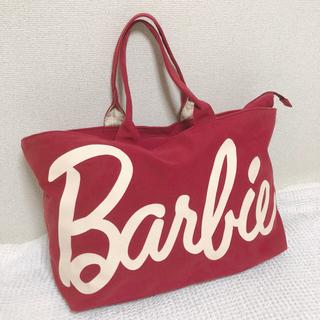 バービー(Barbie)のBarbie 大容量バッグ(ショルダーバッグ)