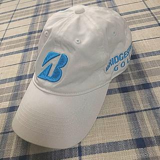 BRIDGESTONE - ブリジストンゴルフ キャップ フリーサイズ