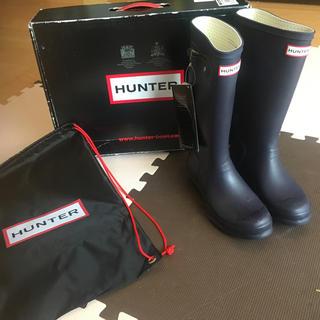 ハンター(HUNTER)のHunter 新品未使用 (レインブーツ/長靴)