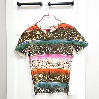 ディーゼル(DIESEL)のDIESEL カットソー(Tシャツ(半袖/袖なし))