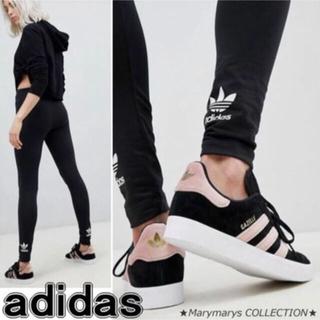 adidas - アディダス トレフォイルロゴレギンススパッツ