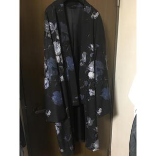 ラッドミュージシャン(LAD MUSICIAN)の着物ロングジャケット(テーラードジャケット)