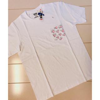 ユニクロ(UNIQLO)のKAWS*UTコラボtシャツ*サイズL(アイドルグッズ)