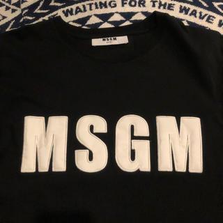 Ron Herman - MSGM Tシャツ サイズS ビックTシャツ