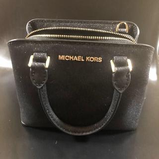 マイケルコース(Michael Kors)のMICHAEL KORS ミニバッグ ショルダー付き(ハンドバッグ)