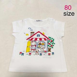 familiar - familiar Tシャツ 80