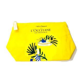 ロクシタン(L'OCCITANE)の《新品未使用》L'OCCITANE ロクシタン ポーチ 小物 コスメ メイク(ポーチ)