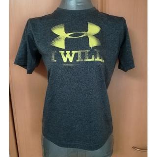 UNDER ARMOUR - UNDERARMOUR ジュニアサイズシャツ